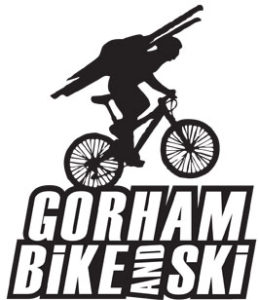Gorham Bike and Ski Logo